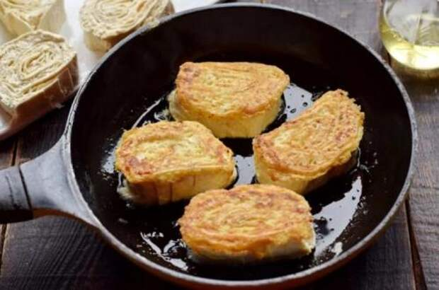 Целый месяц каждые выходные — коронное блюдо нашего стола. Просто, дешево и вкусно
