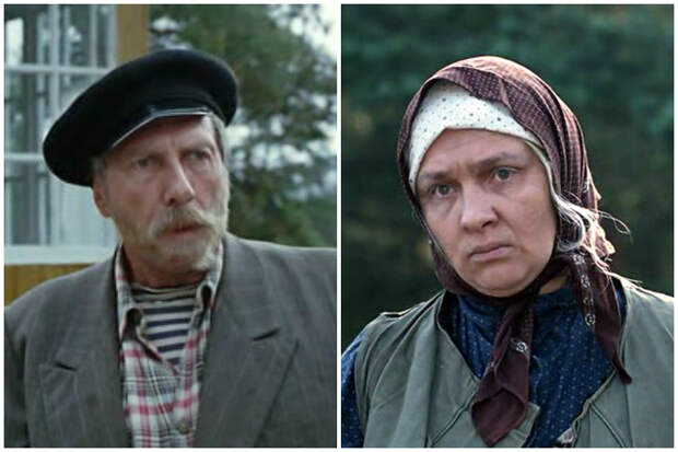 Любовь и голуби(1984)