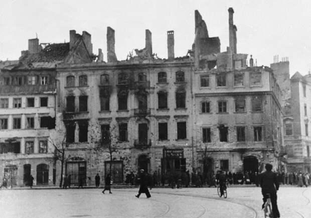 Вторжение Германии в Польшу