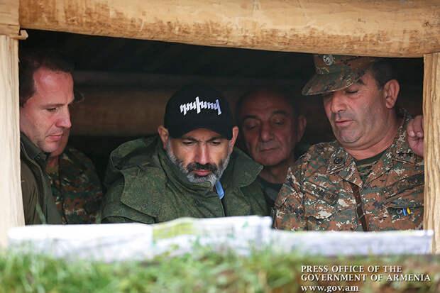 Эксперт о том, что Пашинян отдаёт Карабах ради «свободы»