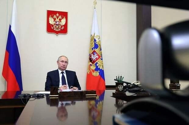 Путин прокомментировал законопроект о коренных народах Украины