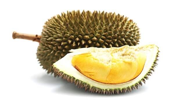 2. Дуриан фрукты, экзотические фрукты