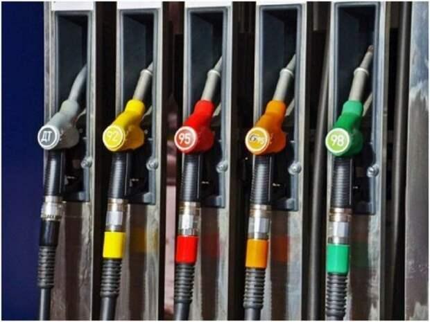 На заправках города проведен мониторинг цен на топливо
