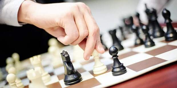 Гости ВДНХ смогут сразиться в большие шахматы/ Фото mos.ru