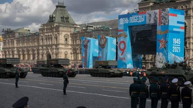 Федеральное агентство новостей ведет онлайн-трансляцию парада Победы в Москве