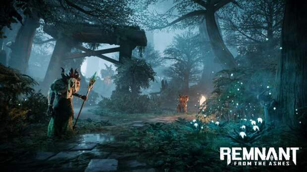 Remnant: From The Ashes Новый трейлер, раскрывающий новый мир, Корсус