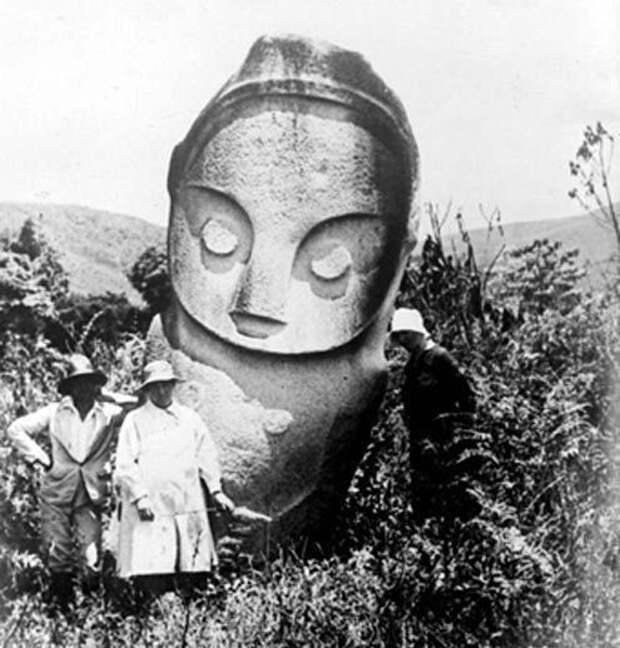Ученые раскрыли загадку гигантских статуй в джунглях Индонезии