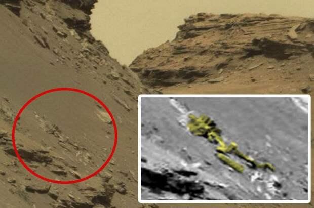 Марс и его сюрпризы