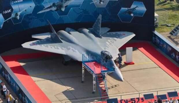 Индия достигла договорённостей с Россией по покупке истребителей Су-57