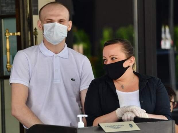 Менее 2100 новых случаев коронавируса подтвердили в Москве