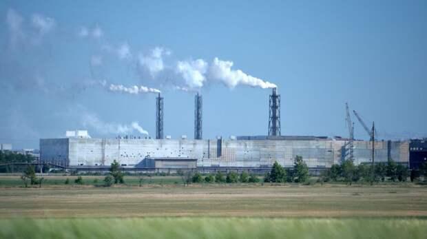 Концентрация хлорида водорода в атмосферном воздухе городского округа Армянск сохраняется ниже предела обнаружения