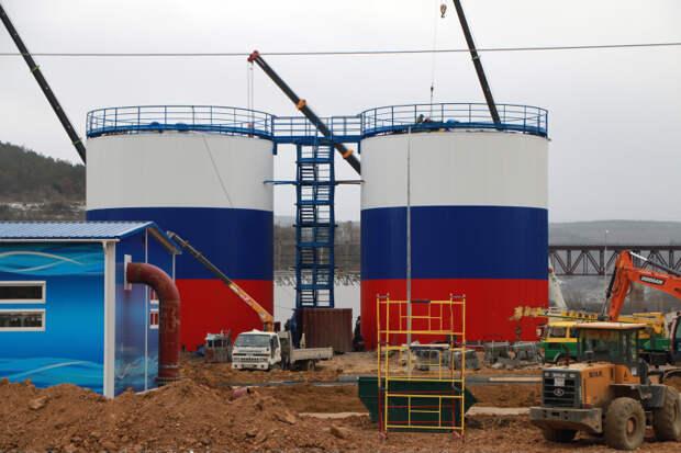 В Севастополе готовятся запустить водозабор на реке Бельбек