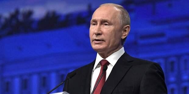 Президент заявил, что Москва не использует энергетику как оружие