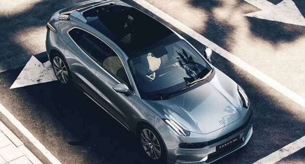 Компания Geely опубликовала подробности о новом электромобиле Zeekr 001