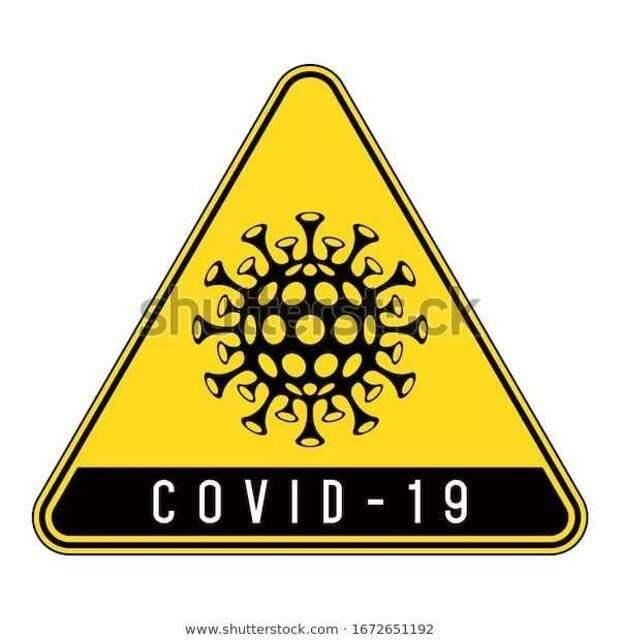 Предупреждающие таблички по коронавирусу. Подборка №chert-poberi-tablichki-koronavirus-14350504012021
