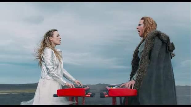 Уилл Феррелл и Рэйчел МакАдамс записали песню для «Евровидения»