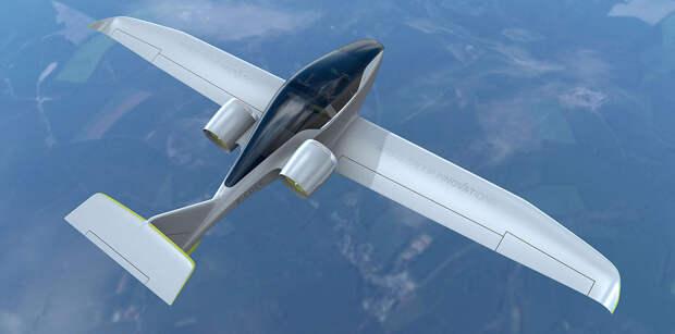 Airbus отказывается от E-Fan в пользу мощного электрического самолета