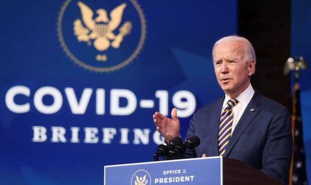 Джо Байден вознёсся в президенты США на волне пандемии