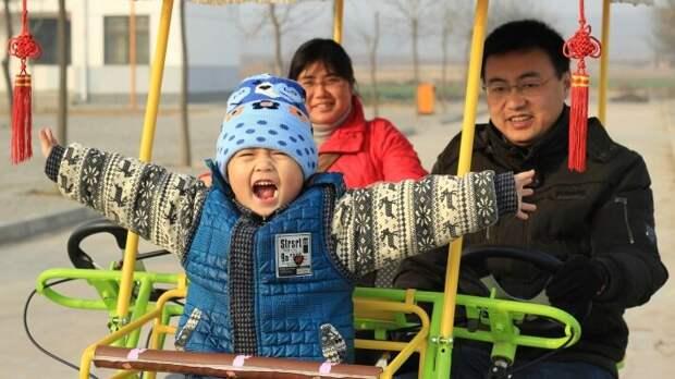 Китайцы пожаловались на одиночество из-за закона о рождаемости