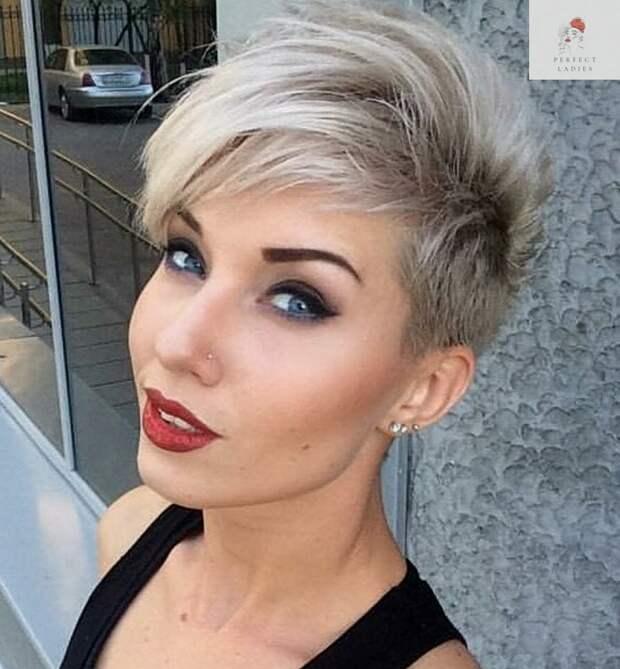 Изысканные, стильные и такие востребованные короткие стрижки для леди любого возраста: красота волос 2021!