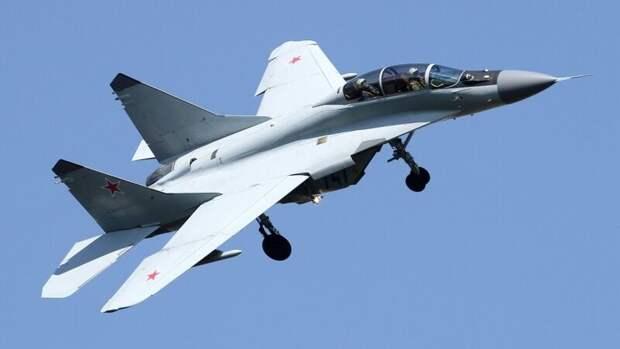 В Forbes назвали возможный вариант замены истребителей МиГ-29 в ВКС РФ