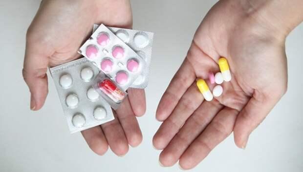 Волонтеры Подольска передали лекарство пенсионерке на самоизоляции