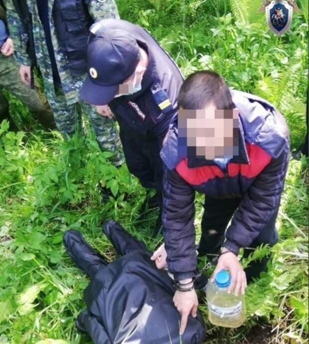 Жители Борского района похитили и подожгли односельчанина