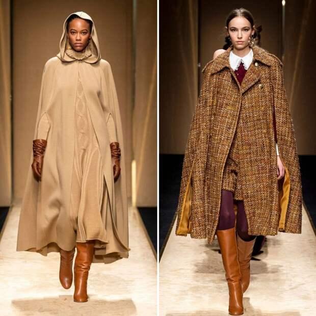 Тенденции моды осень-зима 2020/2021 — модный дом Luisa Spagnoli