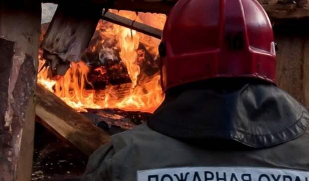 Отделение банка вспыхнуло в Ростовской области