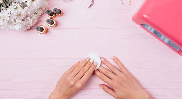 Как снять гель-лак самостоятельно, неиспортив ногти?