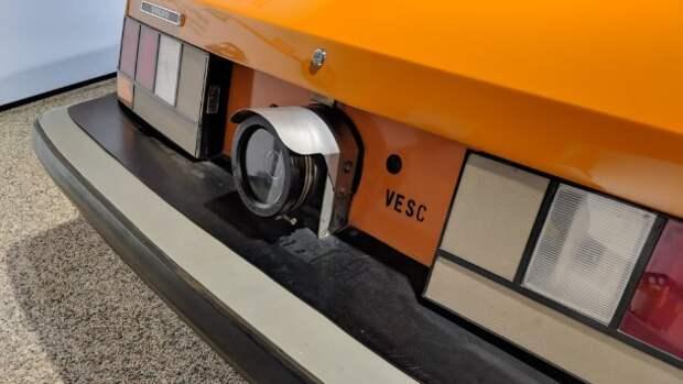 Камера заднего вида 1972 год. Камера, Зеркало заднего вида, Авто, 1972, Длиннопост, Volvo, Вольво, Фотография
