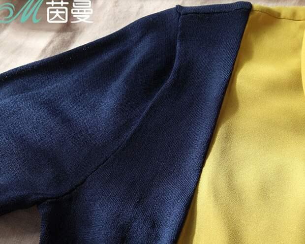 Рубашко-свитеры с Taobao (подборка)