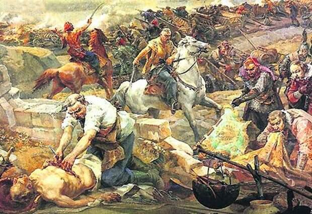 . Татарский корень казацкого рода