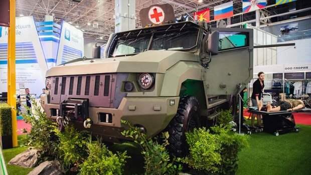 Санитарный бронеавтомобиль «Линза» и его перспективы