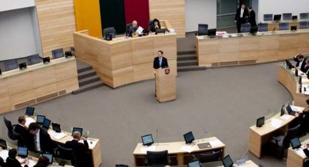 Литва обвинила Россию в «искажении» информации о Второй мировой
