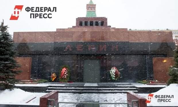 В США готовы заплатить 50 миллионов долларов за покупку тела Ленина