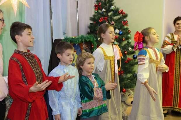 Фольклорный ансамбль из семейного центра «Сокол» стал победителем городского фестиваля Фото предоставлено семейным центром «Сокол»