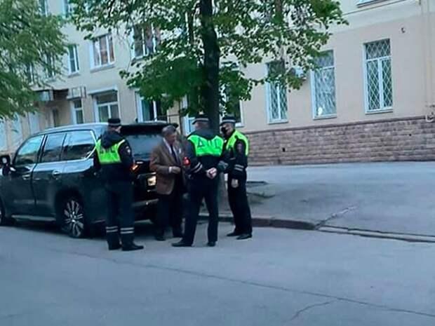 Правоохранители начали проверку после инцидента с участием сенатора Королева