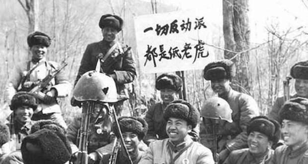 Битва за Даманский: самое кровопролитное сражение советских солдат с китайцами