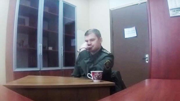 В Белоруссии военного приговорили к 18 годам лишения свободы за госизмену