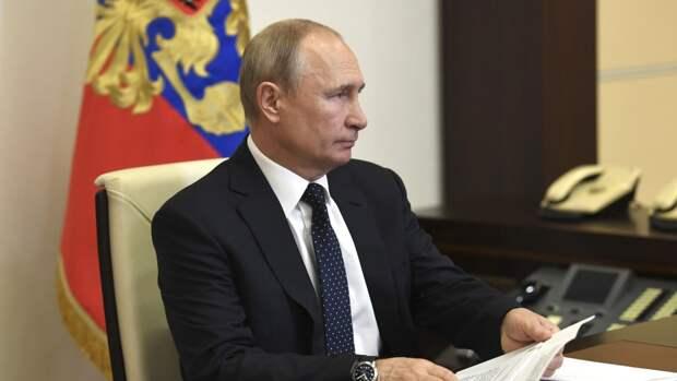 Путин назвал оправданными дополнительные выходные в мае