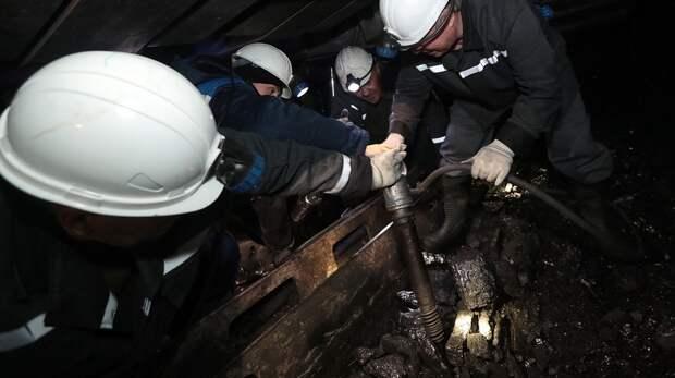 Более 2,1млрд рублей направят наразвитие угольной отрасли вРостовской области