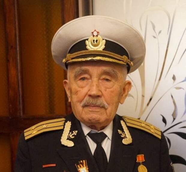 Евгений Петрович Куропатков/ из личного архива