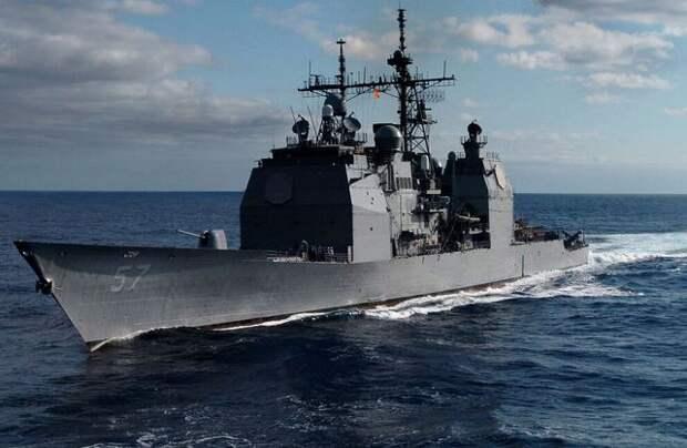 Сенат США в панике: американское военное кораблестроение потерпело крах