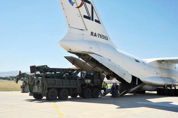Avia.pro: у Турции появилась проблема с российскими С-400