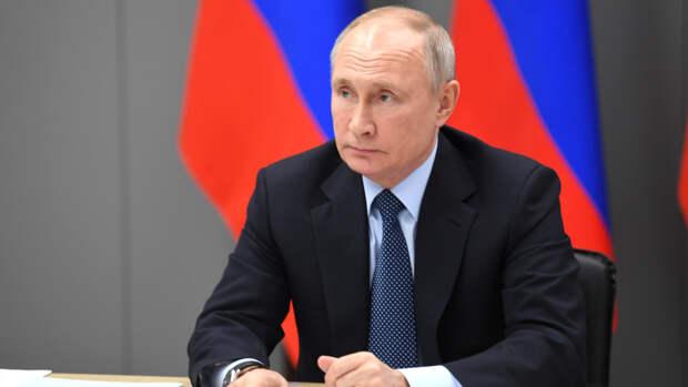 В Кремле подтвердили участие президента России в саммите по климату 22 апреля