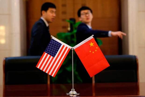 Китай объявил о введении санкций против некоторых НПО из США