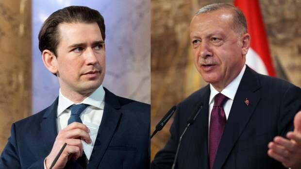 «Опытный лицедей». Почему Эрдоган «проклял» Австрию за поддержку евреев