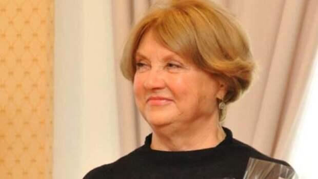 Скончалась вдова актера Евгения Леонова