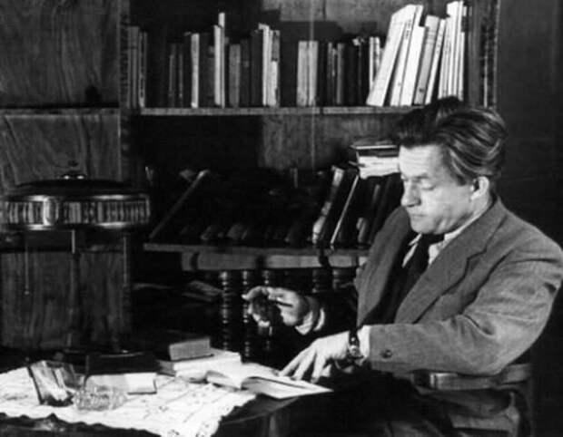 После убийства этого известного советского писателя было принято решение покончить с бандеровцами